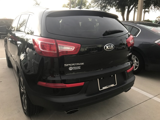 2013 Kia Sportage Review