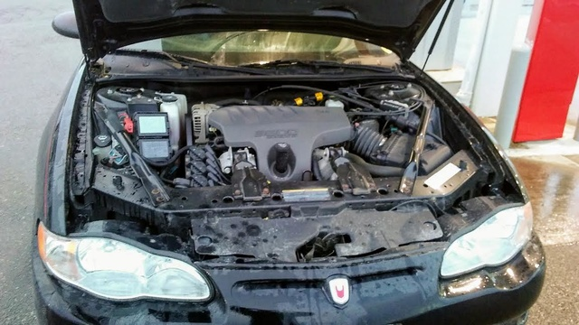 Picture of 2004 Chevrolet Monte Carlo SS FWD, engine, gallery_worthy