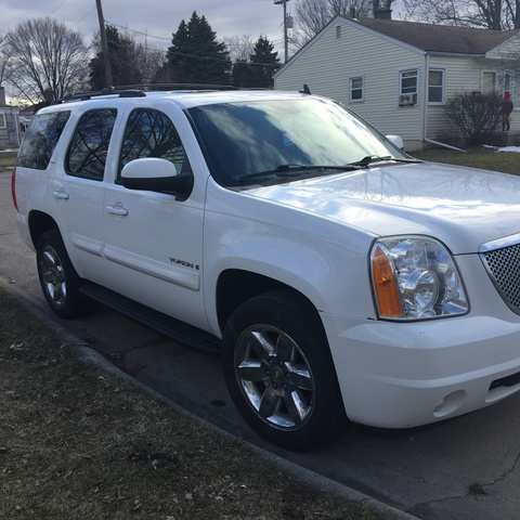 Picture of 2009 GMC Yukon SLT1 4WD, exterior, gallery_worthy