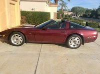 Picture of 1993 Chevrolet Corvette 40th Anniversary ZR1 Coupe RWD, exterior, gallery_worthy