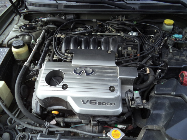 Picture of 2002 INFINITI I35 FWD, engine, gallery_worthy