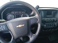 Picture of 2017 Chevrolet Silverado 1500 Custom Double Cab, interior, gallery_worthy