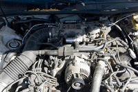 Picture of 1996 Ford Thunderbird LX, engine, gallery_worthy