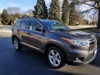 Picture of 2016 Toyota Highlander Limited AWD, exterior, gallery_worthy