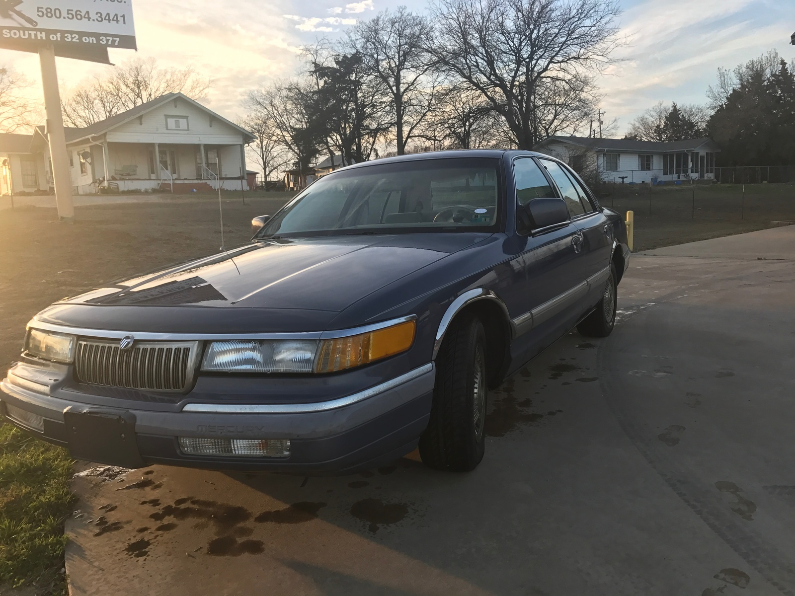 1992 Mercury Grand Marquis - Overview