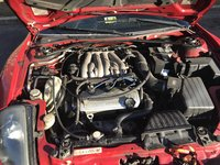 Picture of 2001 Mitsubishi Eclipse GT, engine, gallery_worthy