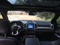 Picture of 2017 Ford F-250 Super Duty Platinum Crew Cab 4WD, interior, gallery_worthy