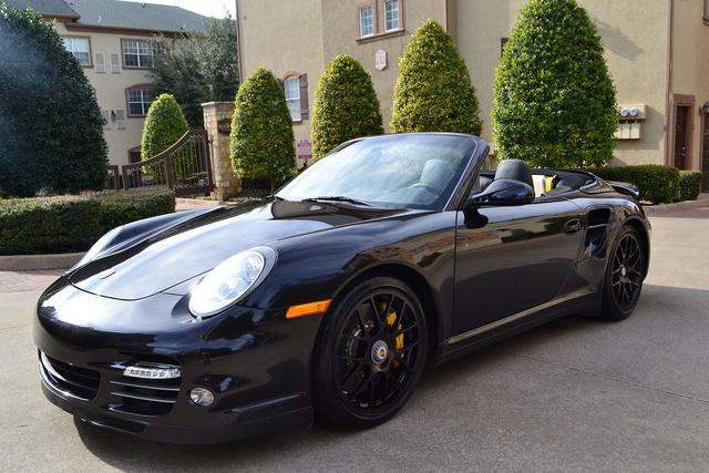 Picture of 2011 Porsche 911 S Turbo AWD Cabriolet