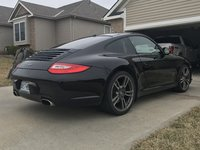 Picture of 2012 Porsche 911 Black Edition Coupe, exterior, gallery_worthy
