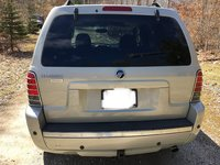Picture of 2005 Mercury Mariner Premier 4WD, exterior, gallery_worthy