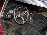 Picture of 1973 MG MGB Roadster, interior, gallery_worthy