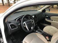 Picture of 2014 Chrysler 200 Touring FWD, interior, gallery_worthy