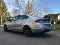Picture of 2016 Dodge Dart SXT Sport Blacktop, exterior, gallery_worthy