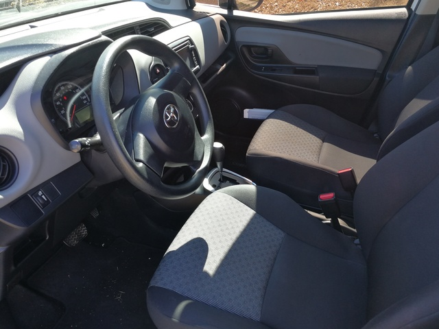 Picture Of 2015 Toyota Yaris L, Interior, Gallery_worthy
