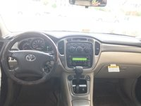 Picture of 2003 Toyota Highlander Base 4WD, interior, gallery_worthy