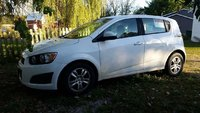 Picture of 2012 Chevrolet Sonic 2LS Hatchback, exterior, gallery_worthy