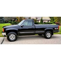Picture of 2000 GMC C/K 3500 Series Reg. Cab 4WD, exterior, gallery_worthy