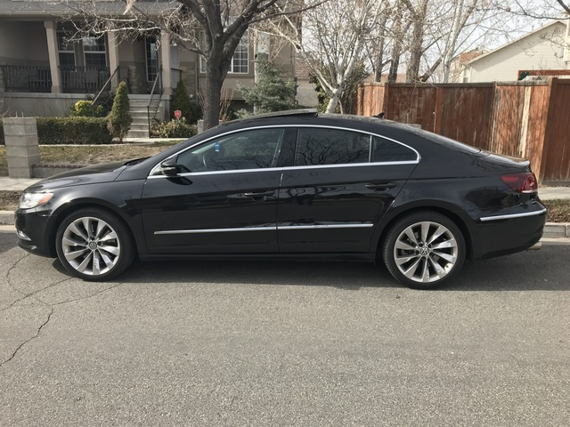 Picture of 2013 Volkswagen CC VR6 Executive 4Motion AWD
