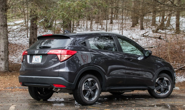 Picture of 2018 Honda HR-V