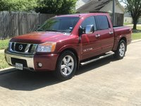 Picture of 2008 Nissan Titan LE Crew Cab, exterior, gallery_worthy