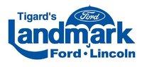 Landmark Ford Lincoln logo