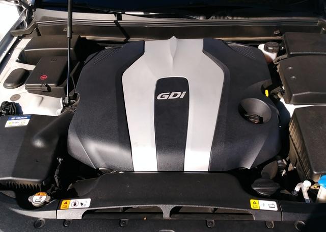 Picture of 2013 Hyundai Genesis 3.8 RWD, engine, gallery_worthy