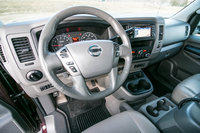 Picture of 2015 Nissan NV Passenger 3500 HD SL V8, interior, gallery_worthy