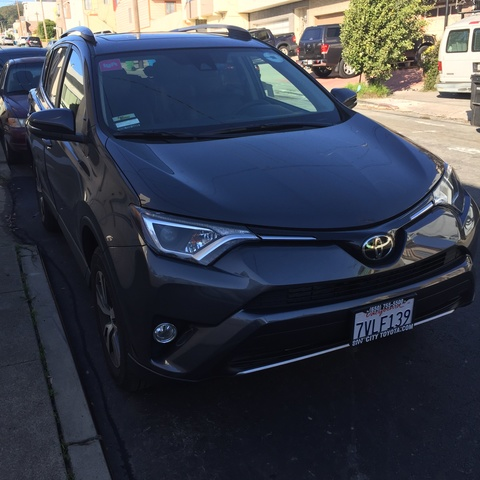 Picture of 2017 Toyota RAV4 XLE