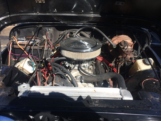 Picture of 1983 Jeep CJ-7, engine, gallery_worthy
