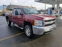 Picture of 2009 Chevrolet Silverado 2500HD Work Truck Extended Cab 4WD, gallery_worthy