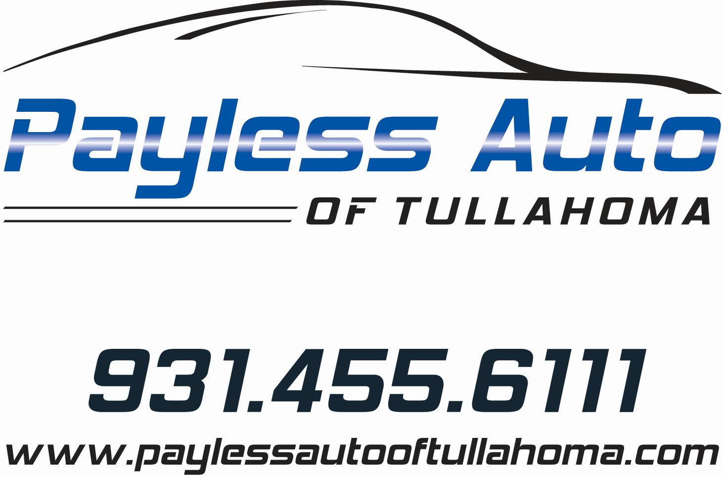 Tullahoma Auto Sales >> Payless Auto Of Tullahoma Tullahoma Tn Read Consumer Reviews