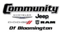 Community CDJR of Bloomington logo