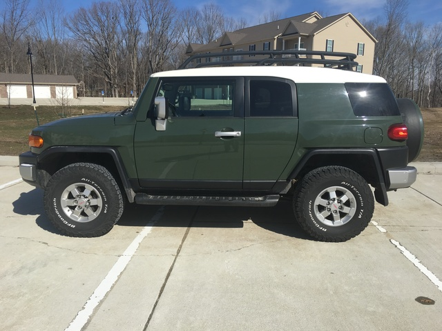 Picture of 2011 Toyota FJ Cruiser 4WD, gallery_worthy