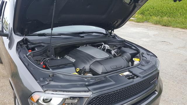 Picture of 2018 Dodge Durango, engine, gallery_worthy