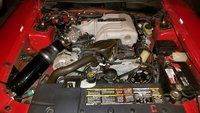 Picture of 1994 Ford Mustang SVT Cobra Convertible, engine, gallery_worthy