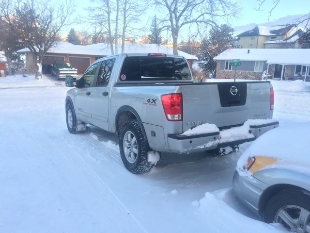 Picture of 2009 Nissan Titan PRO-4X Crew Cab 4WD