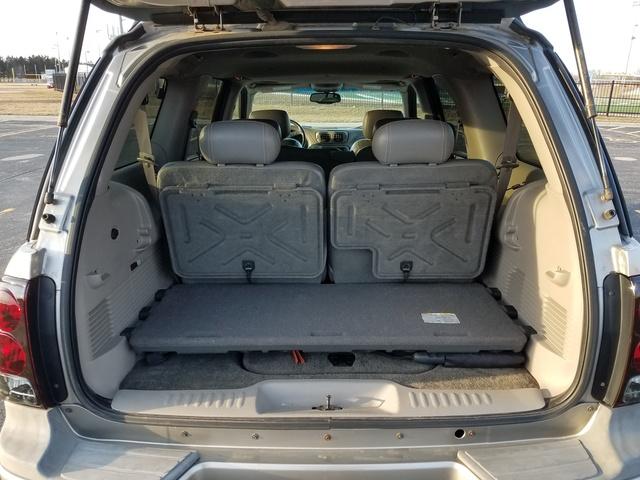 2002 Chevrolet Trailblazer Ext Interior Pictures Cargurus