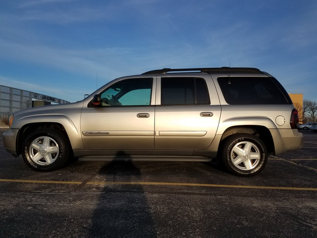 Picture of 2002 Chevrolet TrailBlazer EXT LT 4WD, exterior, gallery_worthy
