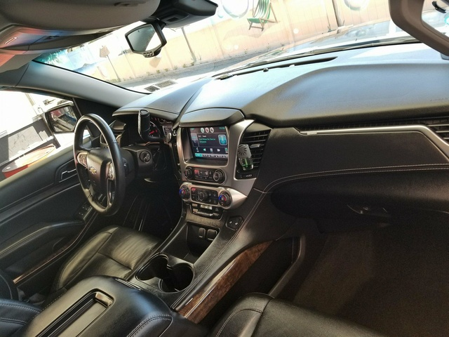 Picture Of 2015 Chevrolet Suburban 1500 LTZ RWD, Interior, Gallery_worthy Nice Design
