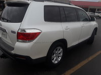 2012 Toyota Highlander Picture Gallery