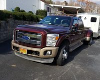 Picture of 2011 Ford F-350 Super Duty King Ranch Crew Cab LB DRW 4WD, exterior, gallery_worthy
