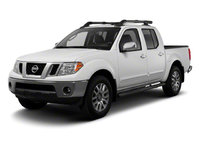 Picture of 2012 Nissan Frontier SL Crew Cab 4WD, exterior, gallery_worthy