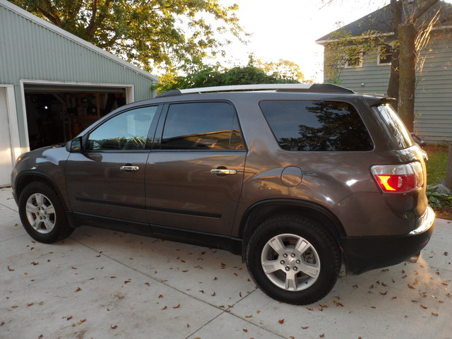 Picture of 2010 GMC Acadia SL