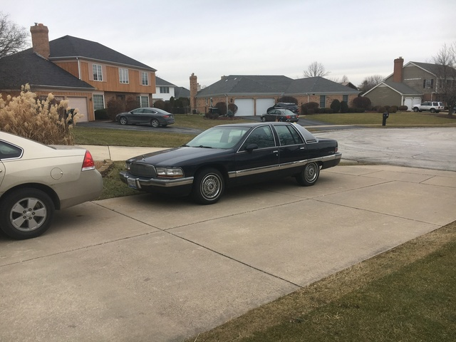Picture of 1992 Buick Roadmaster Limited Sedan RWD