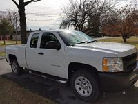 Picture of 2011 Chevrolet Silverado 1500 Work Truck Ext. Cab, exterior, gallery_worthy