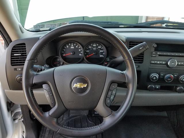 Picture of 2011 Chevrolet Silverado 1500 Work Truck Ext. Cab, interior, gallery_worthy