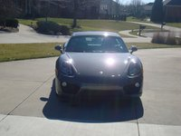 Picture of 2016 Porsche Cayman Base, exterior, gallery_worthy