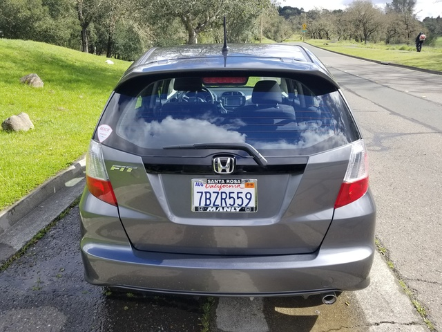 Picture of 2013 Honda Fit Sport w/ Nav