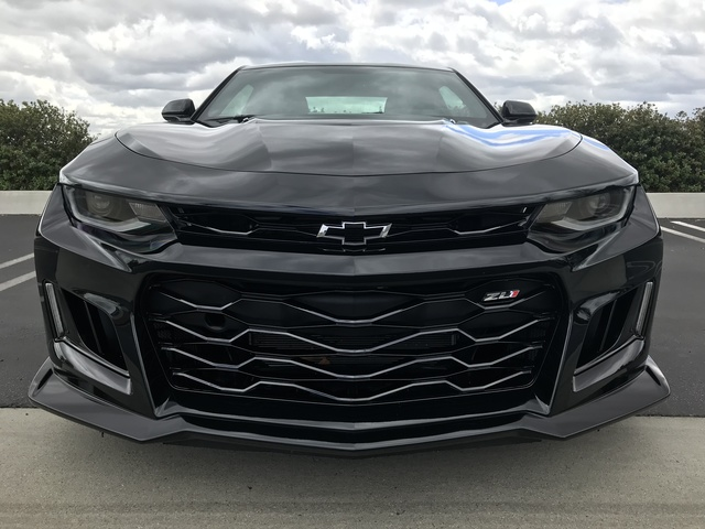 Picture of 2017 Chevrolet Camaro ZL1 Coupe RWD