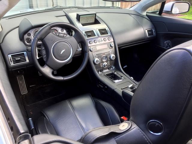 2009 Aston Martin V8 Vantage Interior Pictures Cargurus